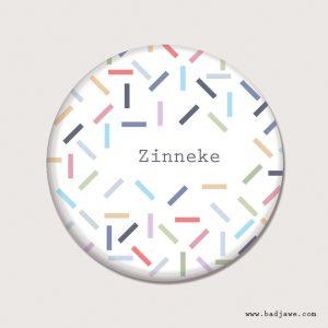 Aimant - Zinneke - Brusseleer