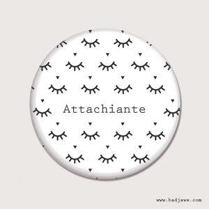 Aimant - Attachiante - Français