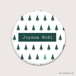 Aimants - Joyeux Noël - Français