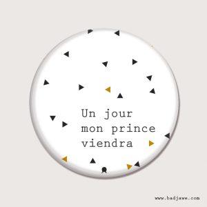 Aimant - Un jour mon prince viendra - Français