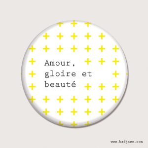 Aimant - Amour