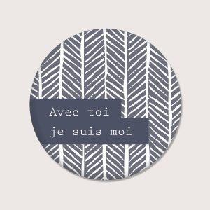 Aimants - Avec toi je suis moi - Français