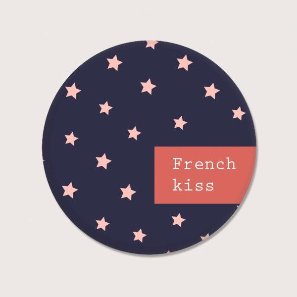 Aimants - French kiss - Anglais