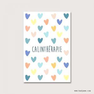 Cartes Postales - Calinthérapie - Français