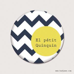 Aimant - El pétit Quinquin - Picard-Tournai