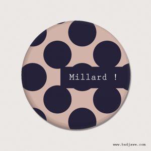 Aimant - Millard!  - Picard-Tournai