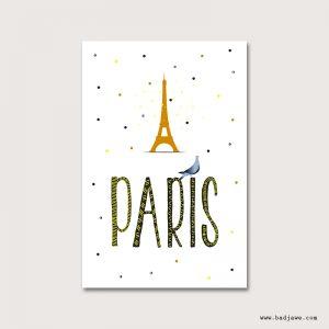 Cartes Postales - Paris : Tour Eiffel - Paris