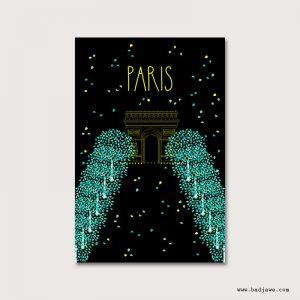 Cartes Postales - Paris : Arc de Triomphe - Paris