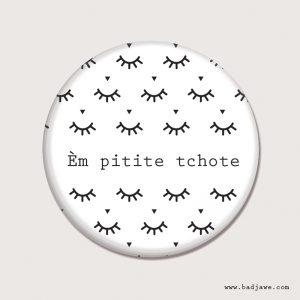Aimant - Èm pitite tchote - Wallon-Charleroi