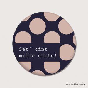 Aimant - Sèt´ cint mile dieûs! - Wallon-Charleroi