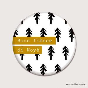 Aimant - Bone fièsse di Noyé - Wallon-Liège