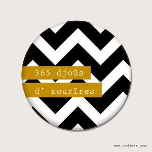 Aimant - 365 djoûs d' sourîres - Wallon-Liège