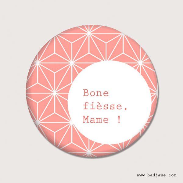 Aimant - Bone fièsse