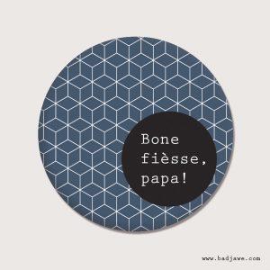 Porte-clés - Bone fièsse