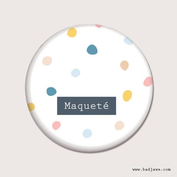 Aimants - Maqueté - Wallon Liège