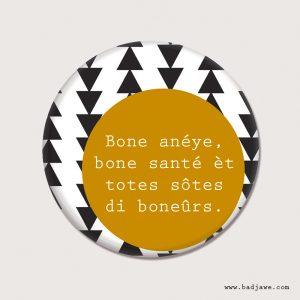 Aimant - Bone anéye